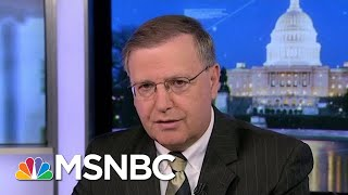 Chuck Rosenberg: Trump Team 'Making Up' Mueller Conflict Of Interest Claims | MTP Daily | MSNBC