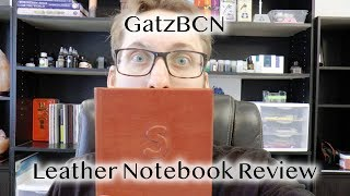 GatzBCN Notebooks and Tomoe-River Notepad Review