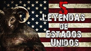5 Leyendas Urbanas de Estados Unidos │ MundoCreepy │ MaskedMan