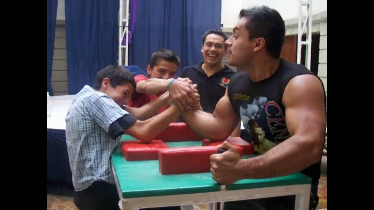 Lucha de pulsos - 4 9