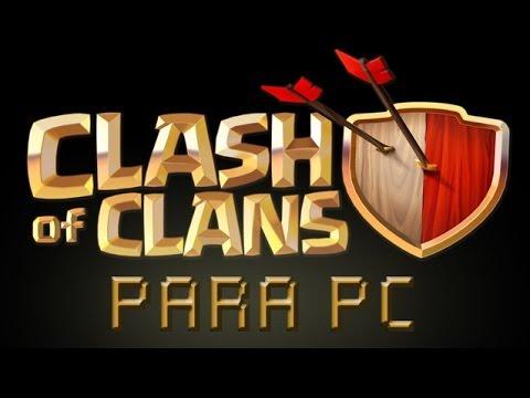 Descargar Clash of Clans - Para Pc - Español
