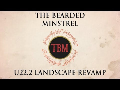 (LoTRO) A Look Into U22.2's Landscape Revamp!