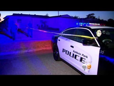 Police Investigate Suspicious Death In Baldwin Park