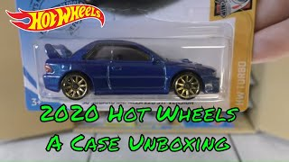 2020 Hot Wheels A Case Unboxing