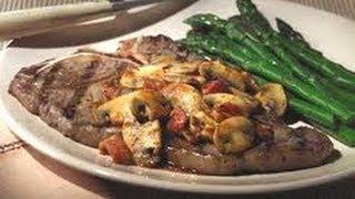 t bone steak recipe