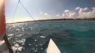 Catamaran - GoPro Hero3 - Dominican Republic - Punta Cana