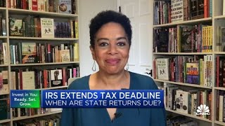 IRS extends federal tax filing deadline but states may differ