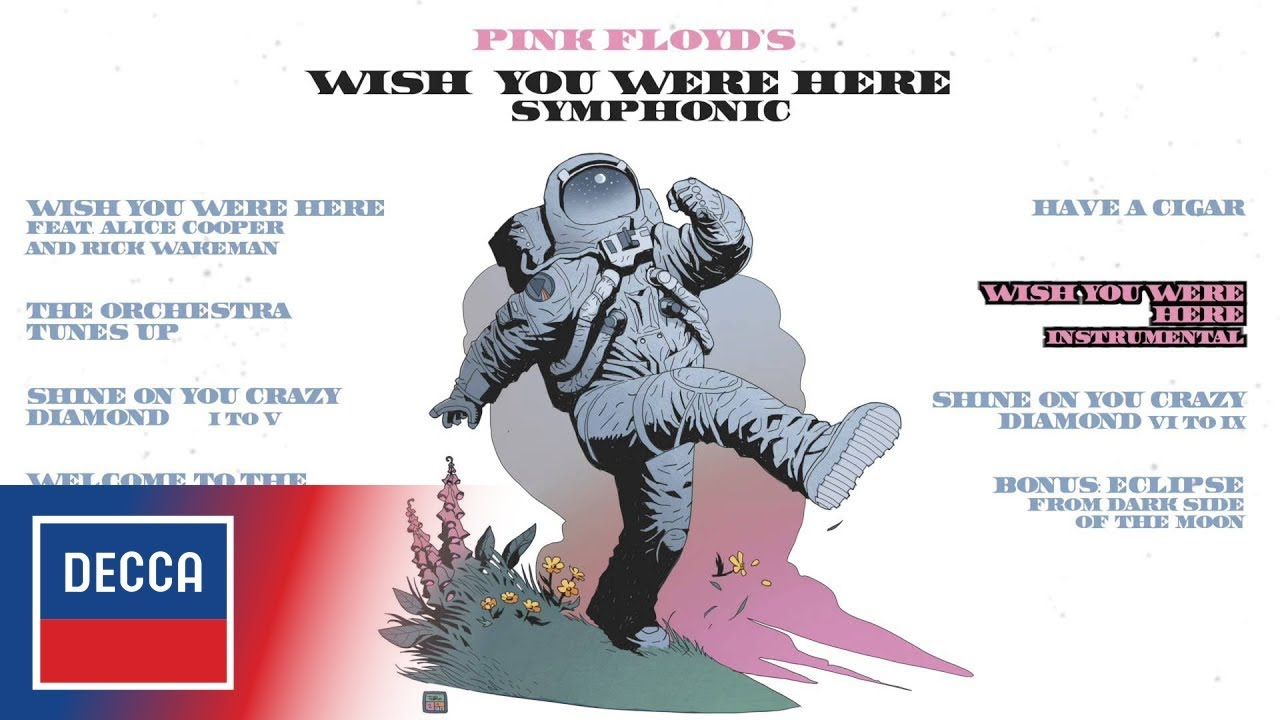 Pink Floyd's Wish You Were Here Symphonic - Album Trailer
