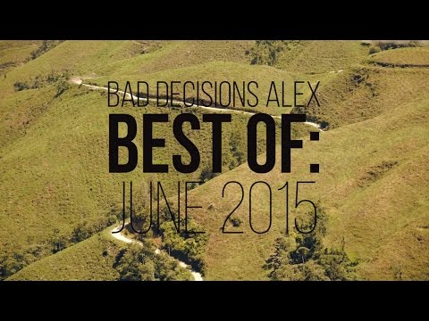 Best of Longboarding: June 2015 - Alex Bad Decisions Ameen - Skate[Slate].TV