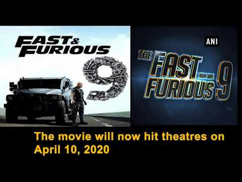 Fast 8 release date in Australia