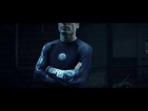 Limited Edition Cyborg Gi and Rashguard