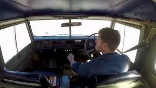 Land Rover Series 3 SWB test drive