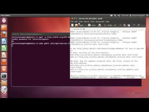 Clonezilla SE - Installing DRBL in Ubuntu 12.04