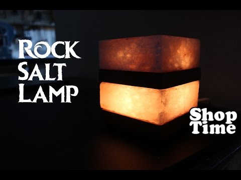 Rock Salt Lamps Really Work : Himalayan Salt Lamp Review & Unboxing - Do they actually work? FunnyCat.TV