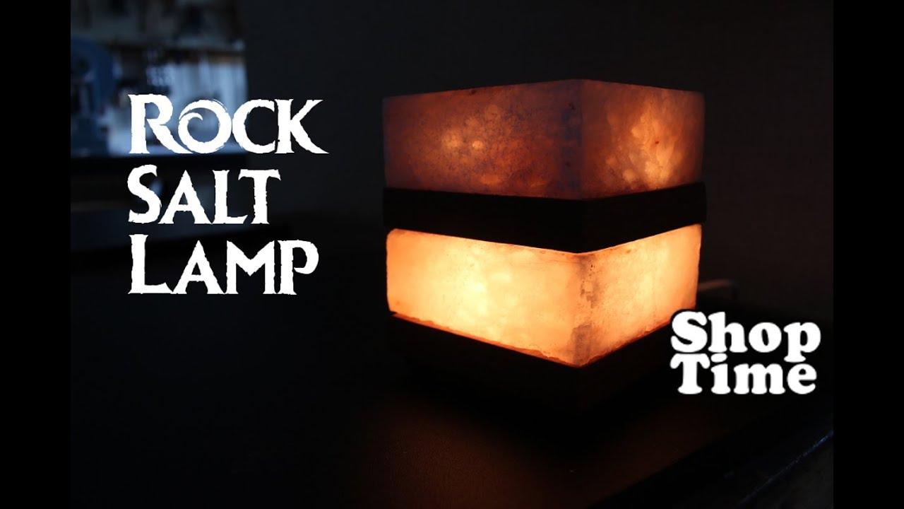 Rock Salt Lamp   YouTube