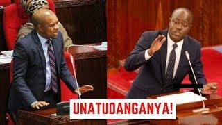 """Mtoto wa Kikwete Alivyosimama Bungeni """"Serikali inatudanganya"""""""
