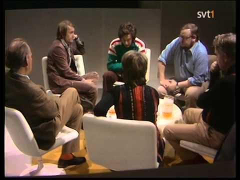 Samtal om teater med Thommy Berggren, Gösta Ekman, Hasse Alfredson mfl del 1