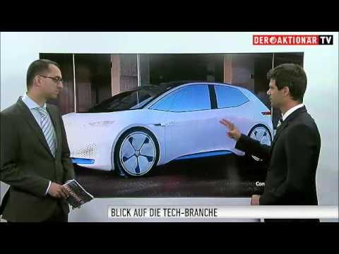 Techexperte Söllner: NXP-Party! Apple, Tesla, Match und TomTom im Check