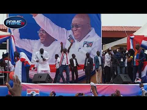 NPP dancing competition