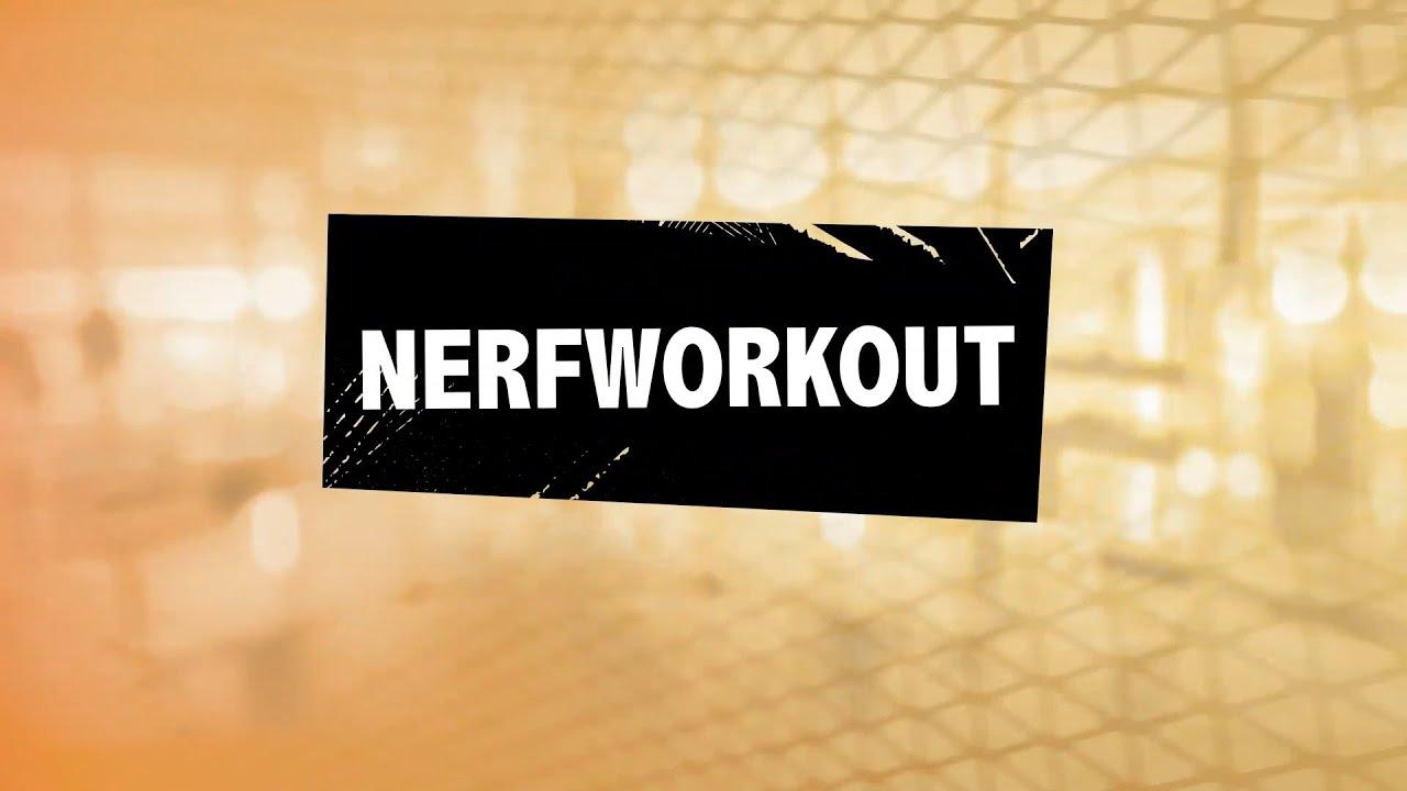 Hasbro México | Entrenamiento NERF Ultra Two | NERF House
