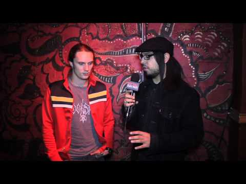 TURISAS Exclusive Interview at PaganFest 2012 on Metal Injection