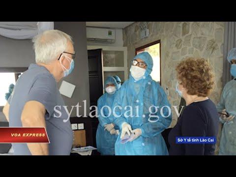 Du khách nằm trong số các ca nhiễm corona mới tại VN (VOA)