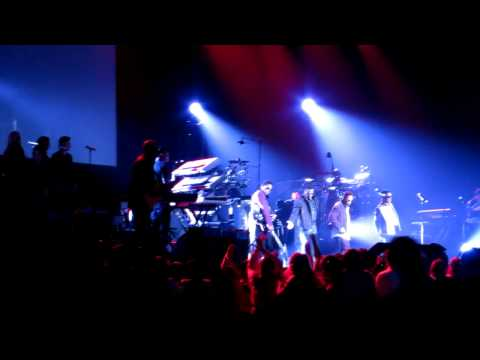 The Jacksons Unity Tour Concert Opening 2012 Casino Rama Canada