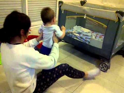 Primeros pasos con Mama (26 de Mayo de 2011)