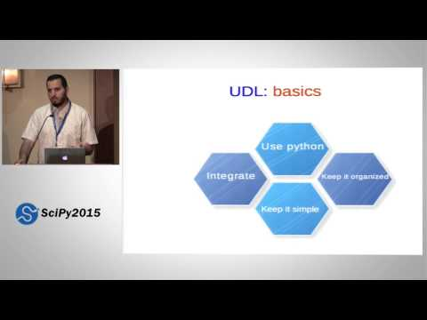 Image from UDL: Unified Interface for Deep Learning
