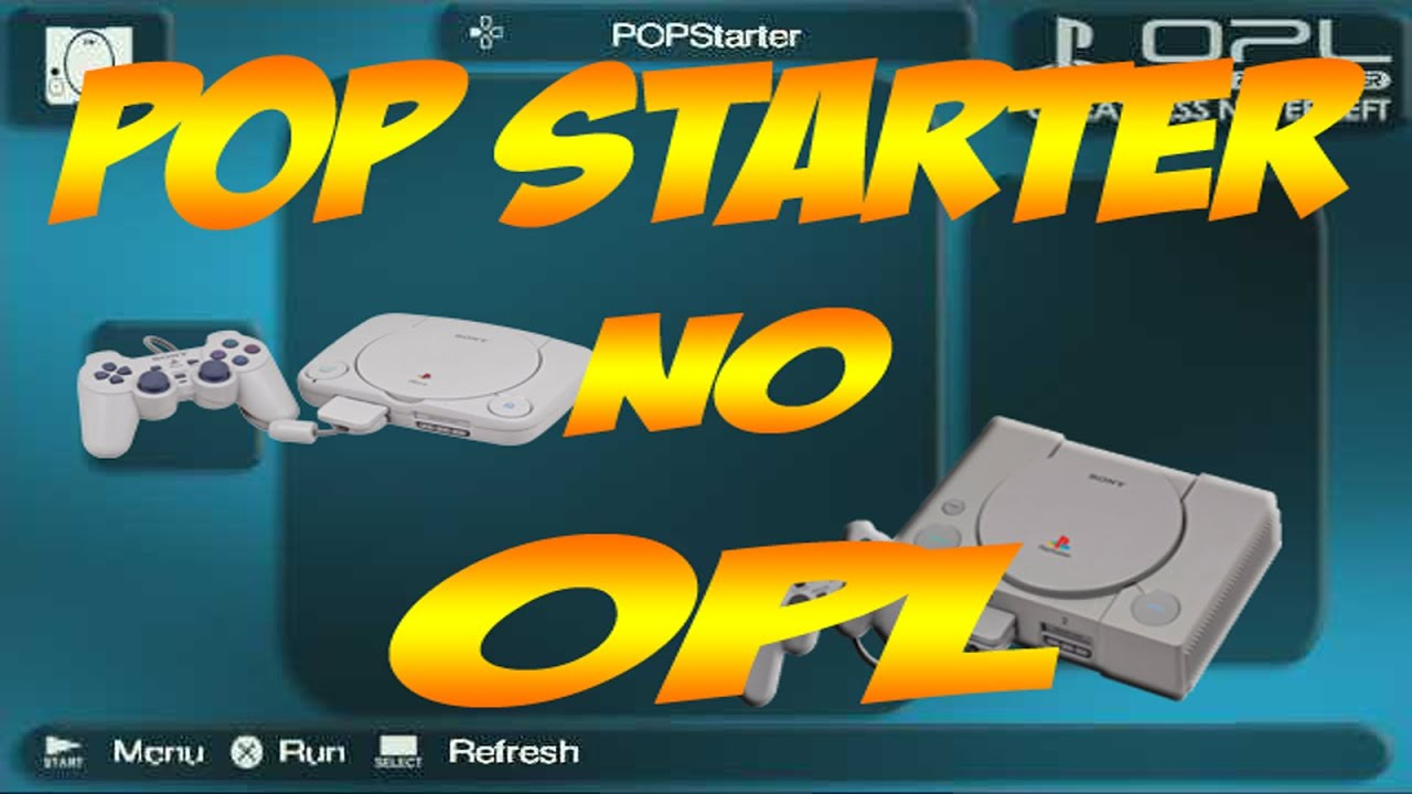 how to update open ps2 loader