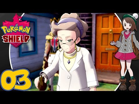 pokémon-sword-and-shield---part-3:-professor-magnolia-&-route-2!---gameplay-walkthrough