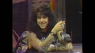 Anthrax on Headbangers Ball (January 1990)
