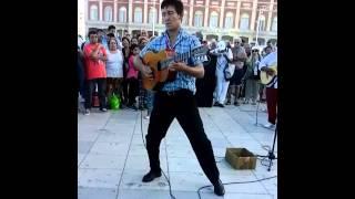 Roberto Avila un Genio de la guitarra.Musica de peliculas W�...
