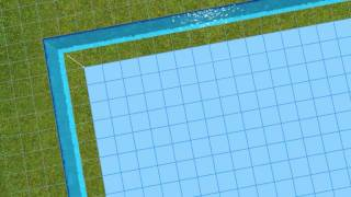 How To Build Windows In Basement Pools (sims 3)