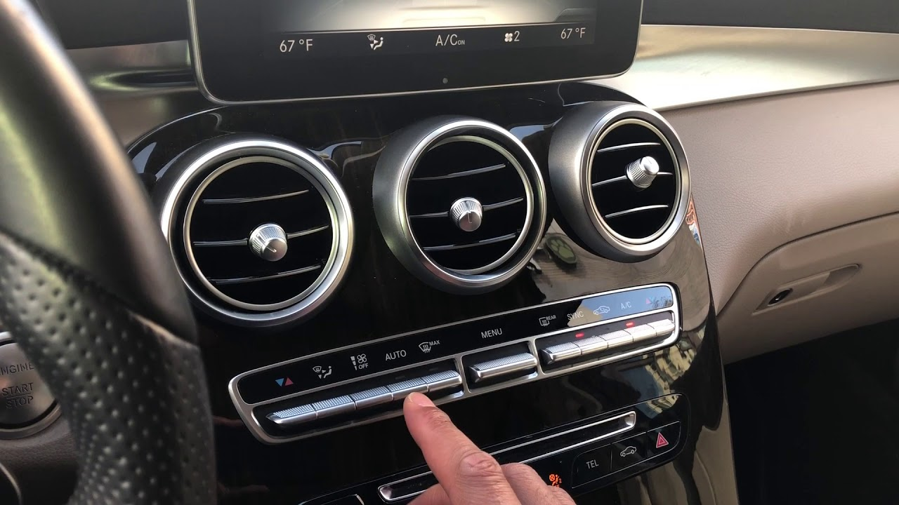 Mercedes-Benz E-Class: Problems with the rear window defroster