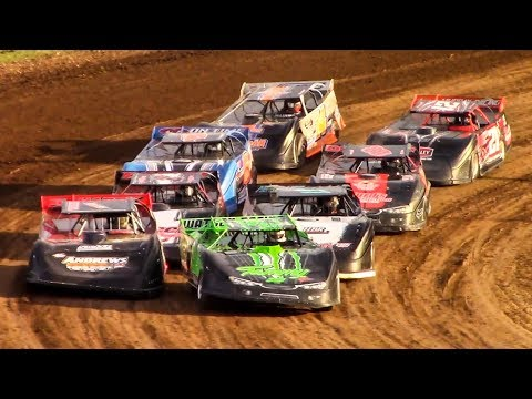 RUSH Crate Late Model Heat One | McKean County Family Raceway | 5-19-18