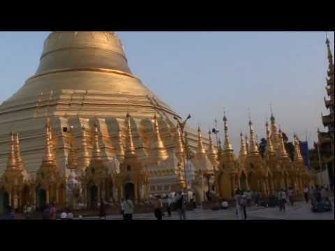 Myanmar with Lonely planet travel guide