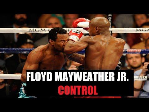 Floyd Mayweather Jr.'s Sneaky Forearm Control