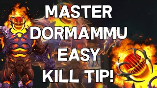 How To Easily Defeat Master Mode Dormammu - Dawn of Darkness - Marvel Contest Of Champions