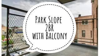Must see 2 Bedroom Apartment in Park Slope Neighborhood Brooklyn NYC Video Tour 📹