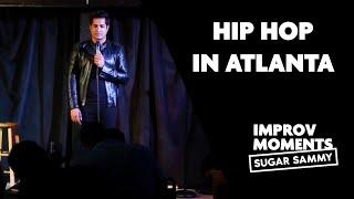 Humour: Sugar Sammy and Hip Hop in Atlanta