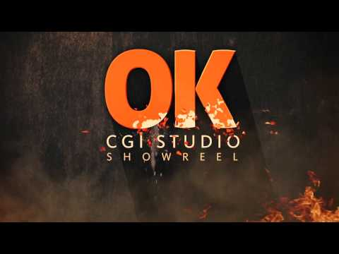 OK.CGI.STUDIO Showreel 2016