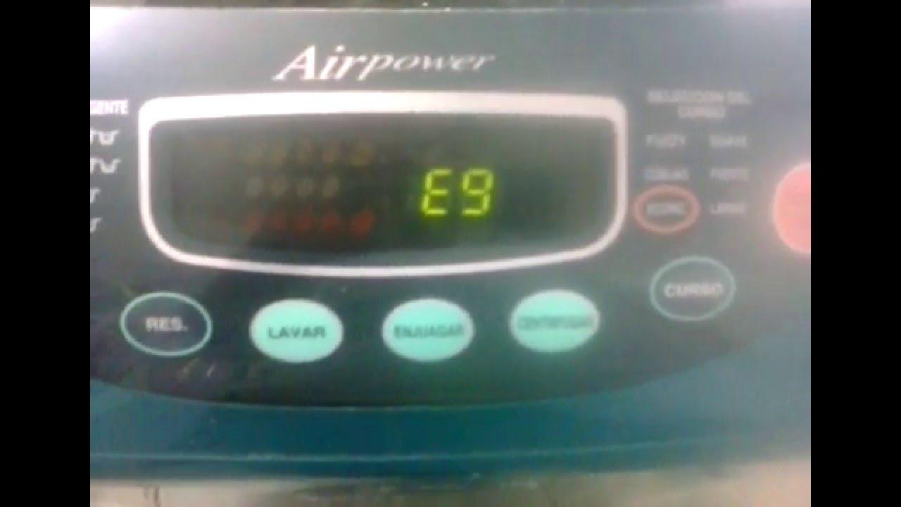 Como reparar una lavadora en 5 minutos youtube for Como reparar una lavadora