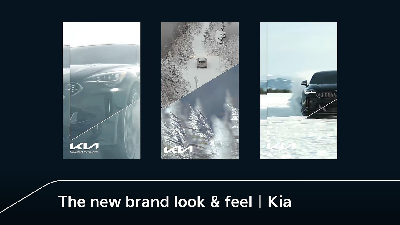 Kia Reborn: The new Look & Feel | Kia