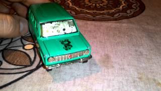 видео Модель ВАЗ 2102