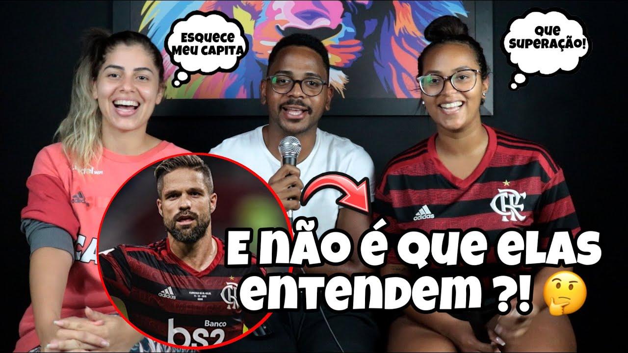 DOCUMENTÁRIO MOSAICO DO DIEGO RIBAS COMO VOCÊ NUNCA VIU - REACT
