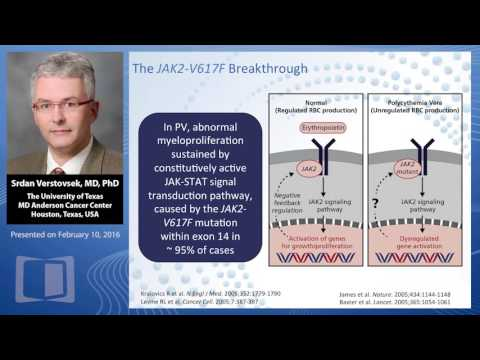 Interactive Case: JAK Inhibitors for the Successful Management of Polycythemia Vera