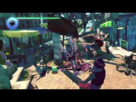 Visiting the market: Gravity Rush 2 versus Horizon Zero Dawn