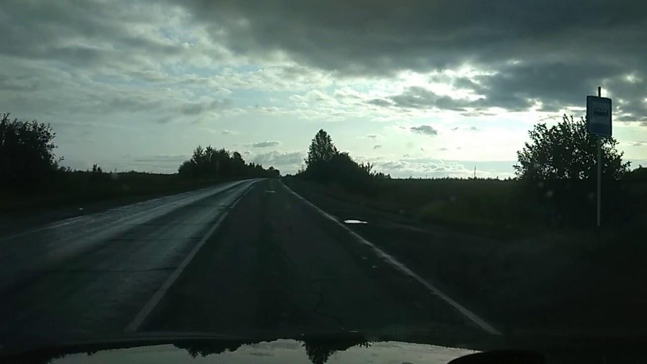 Дорога на Бучило