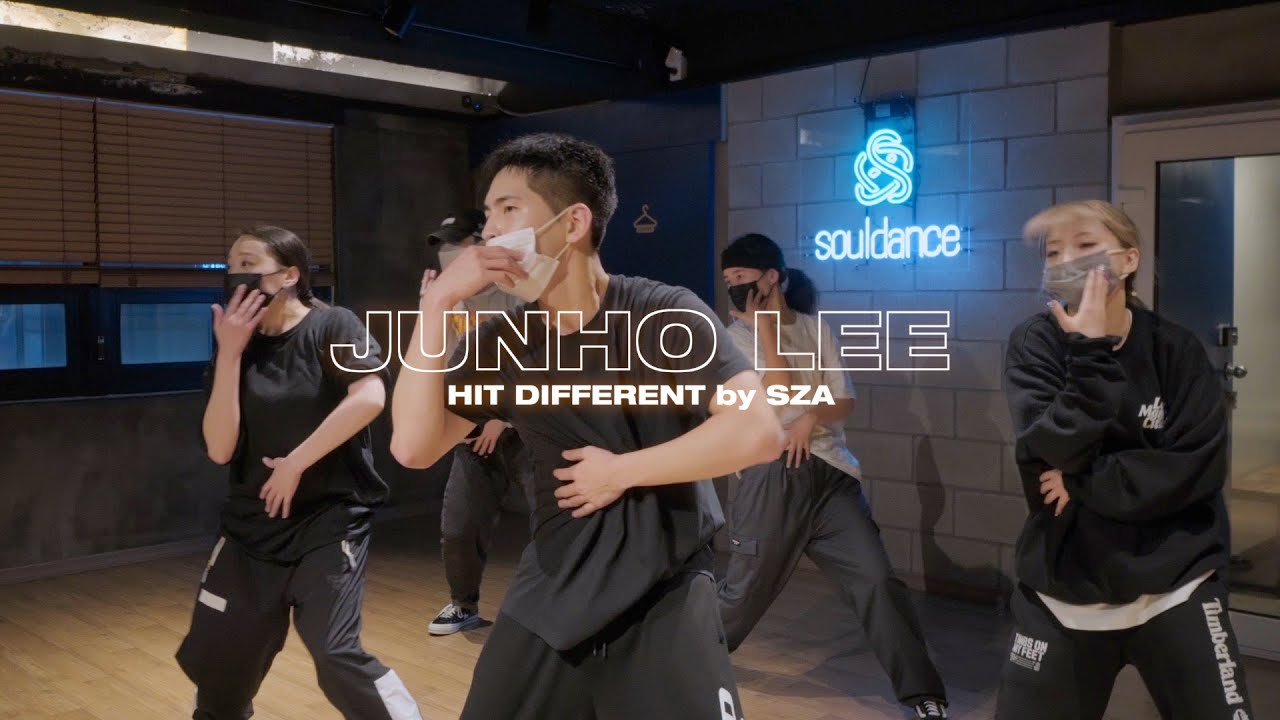 SZA - Hit Different (Feat. Ty Dolla $Ign) | Junho Lee Choreography
